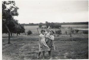 Linda, Cheryl and Roberta